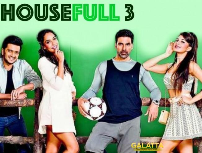 I finished Housefull 3 in 38 days : Akshay Kumar