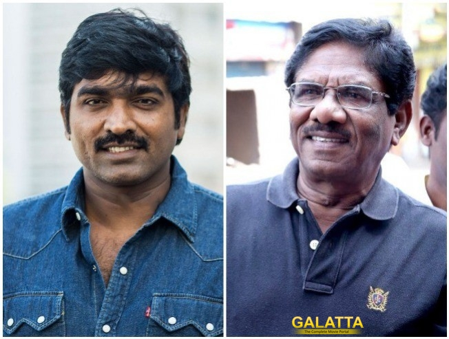 Vijay Sethupathi Seethakathi Adds Bharathiraja To Cast In Important Role