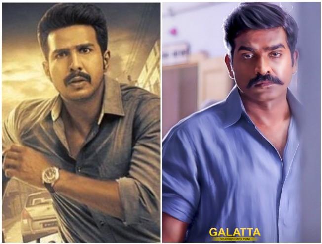 Raatchasan And Vijay Sethupathi Film On The Same Date