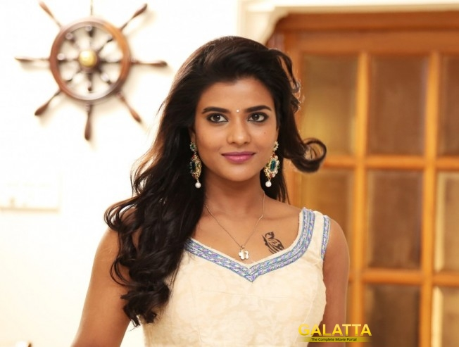 Galatta Valentine Day Contest With Aishwarya Rajesh