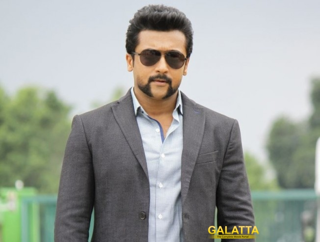 A sneak peak of Suriya's Sydney mission
