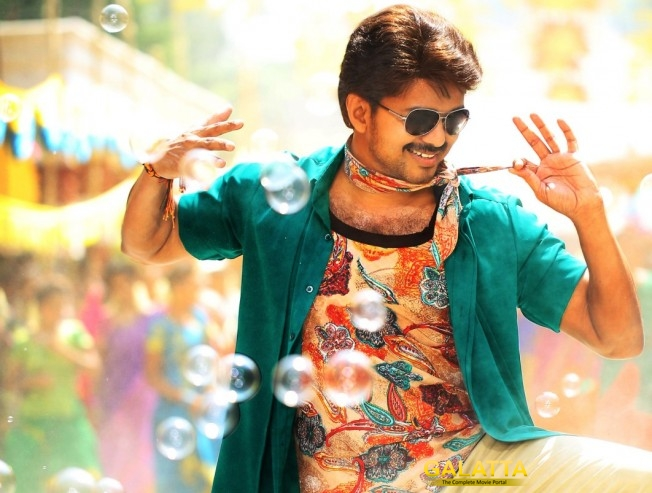 Vijay sings incredibly well, says Santosh Narayanan