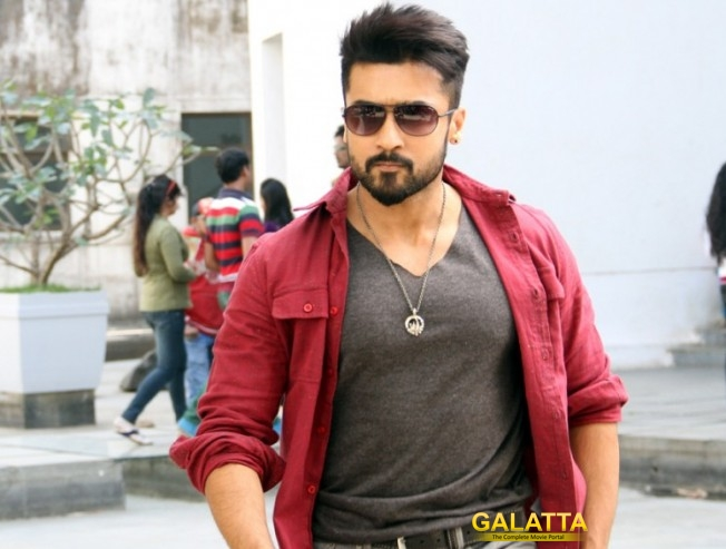 Suriya Wants to Avoid Dual Scripts