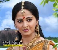 Anushka awes S. S. Rajamouli again!