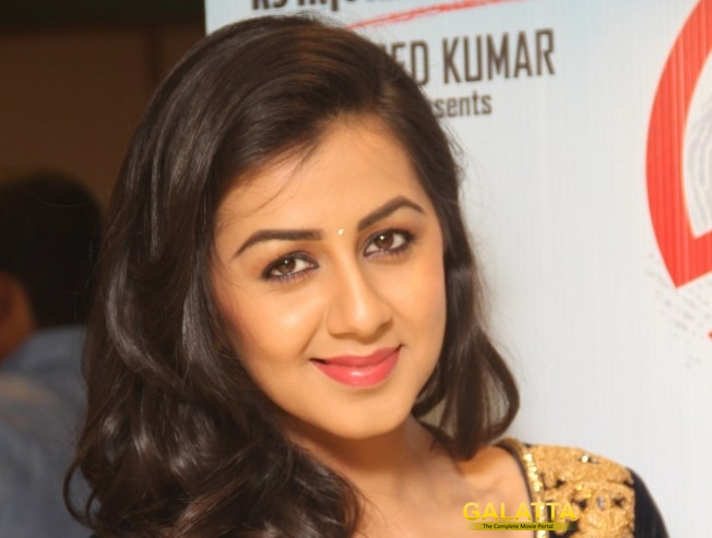 Nikki Galrani takes cue from real-life
