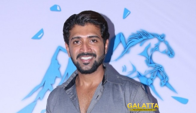 Happy Birthday Arun Vijay