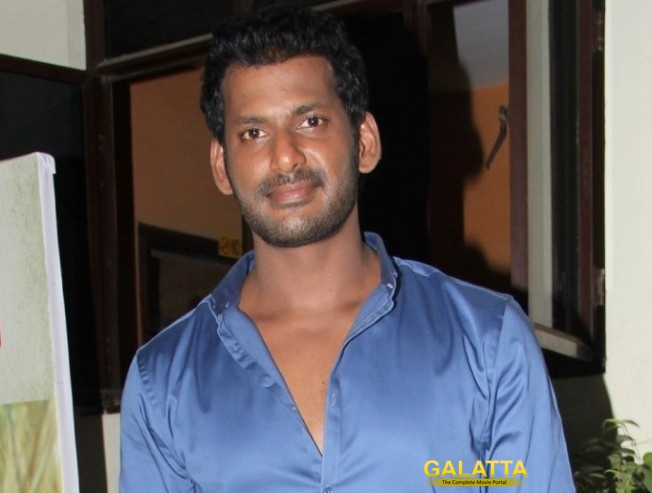 Get well soon, Vishal