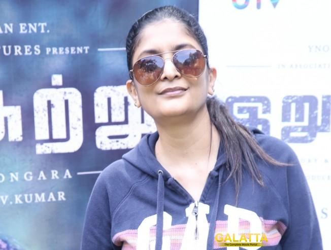 Irudhi Suttru director Sudha Kongara on cloud nine