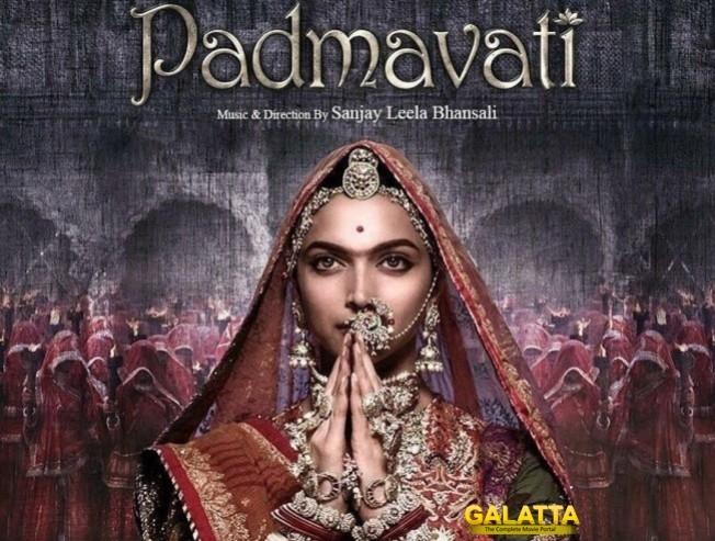 Padmavat Release Date Details