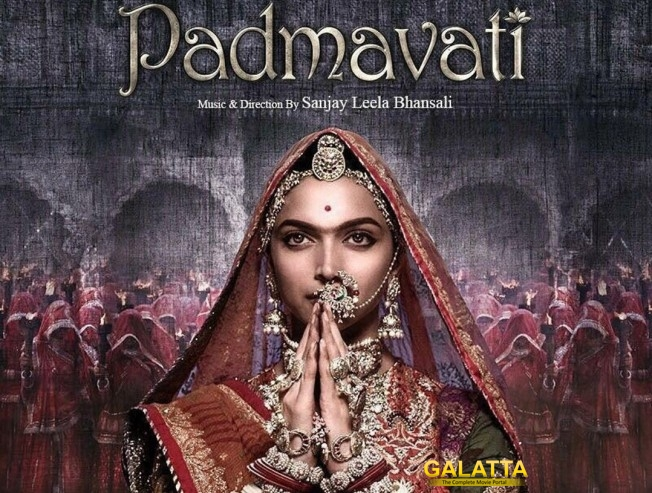 Padmavati Gets Certified and New Title