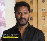 Prabhu Deva to produce three films!