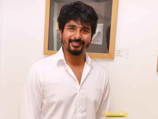 It's official - Sivakarthikeyan in Remo