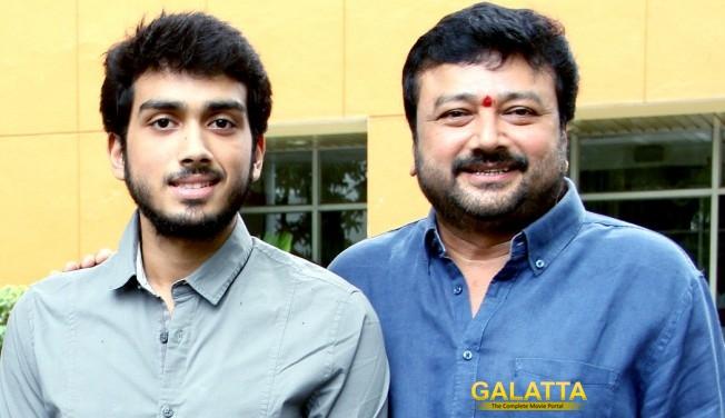 Kalidas Jayaram Signs Another Tamil Film