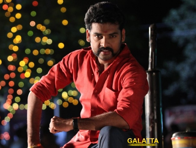 Mapla Singam's story is set in a village