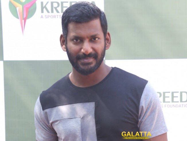 Confirmed: Vishal not in Temper remake