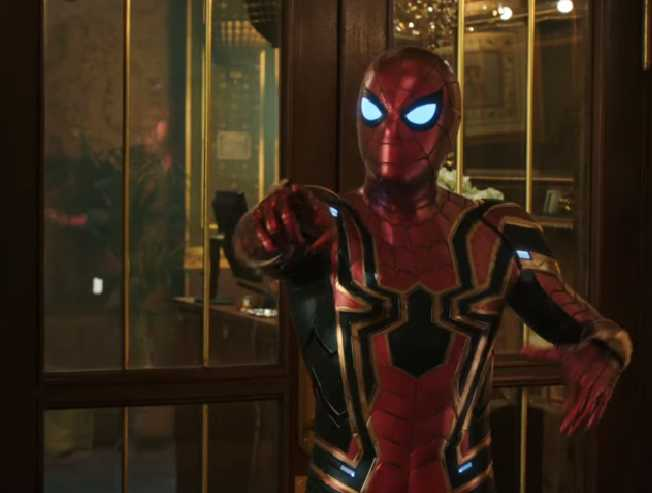 Spider Man Far From Home Tamil Dubbed Trailer Official
