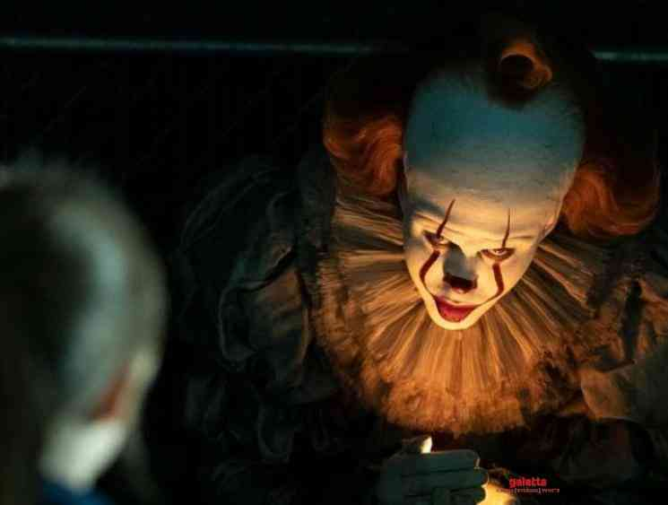 IT Chapter Two scary 10 minutes scene watch the horror unfold - Tamil Movie Cinema News