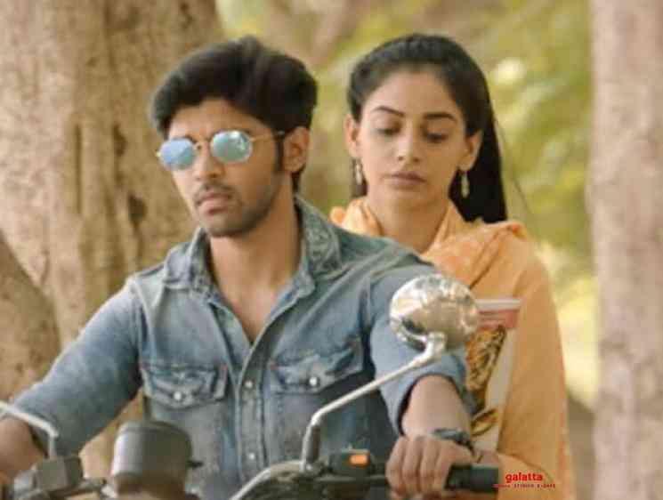 Idhu Enna Maayamo Full Video Song Dhruv Vikram Banita Sandhu - Tamil Movie Cinema News