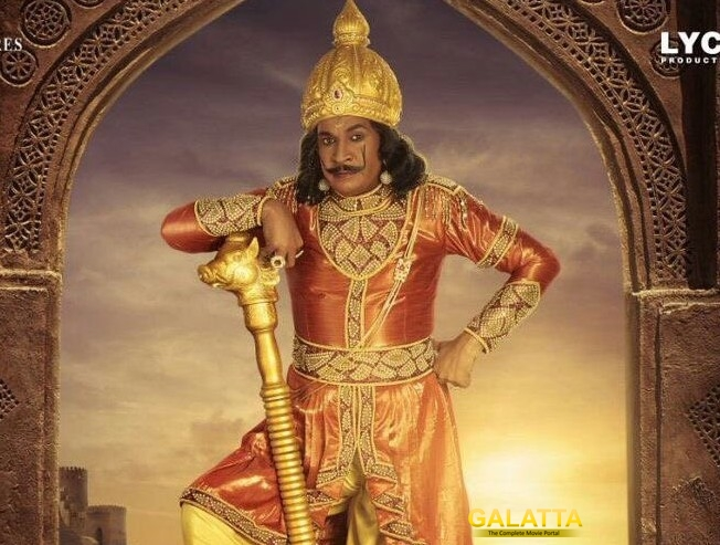 Interesting Updates from Vadivelu's Pulikesi 24th Sets