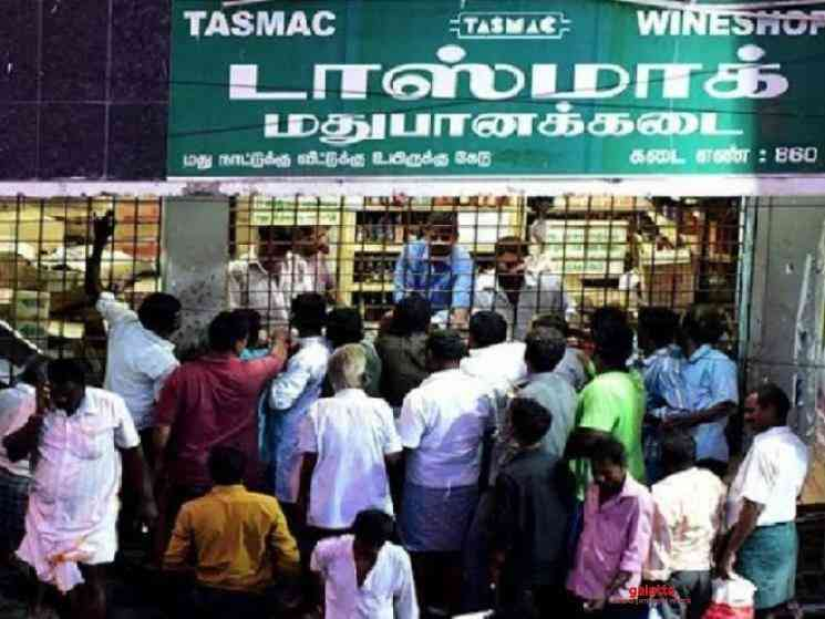 Madras High Court orders closure of TASMAC wine shops in TN - Tamil Movie Cinema News