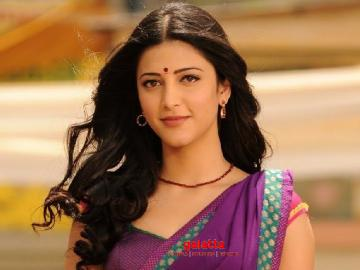Shruti Haasan joins Ravi Teja and Gopichand Malineni in RT66 - Tamil Movie Cinema News