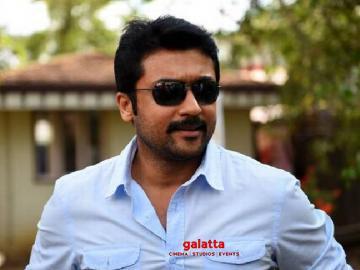 Suriya has huge lineup of movies with top directors - Tamil Movie Cinema News