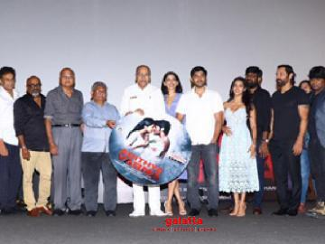 Galatta Media thanks Adithya Varma team for Media Partner - Tamil Movie Cinema News