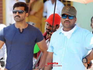 Arun Vijay comes together again with director Arivazhagan - Tamil Movie Cinema News