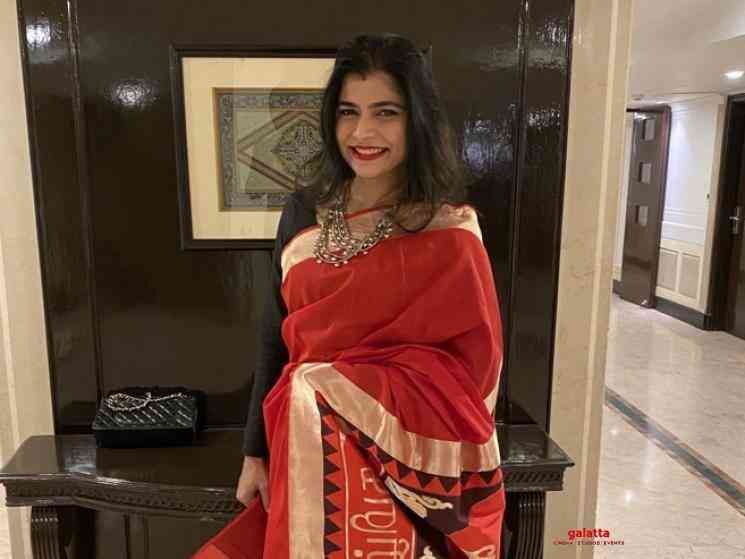 Chinmayi statement on Y Gee Mahendra comment on CAA protests - Tamil Movie Cinema News