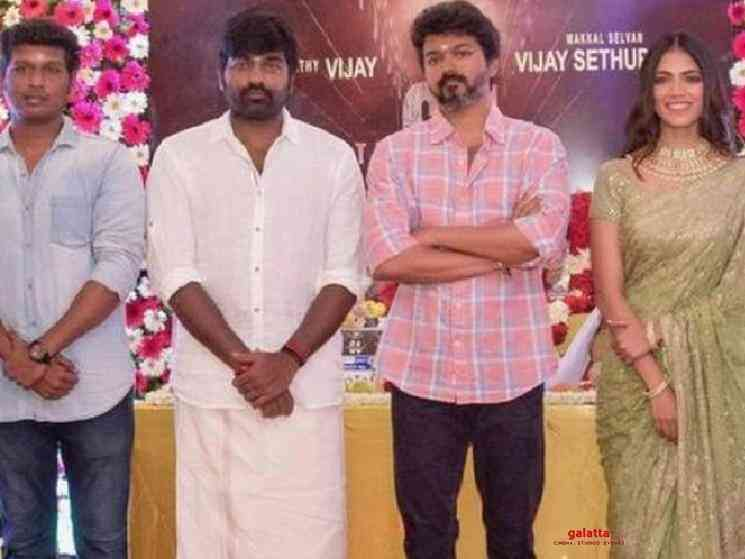 Vijay's character in Thalapathy 64 to be James Durairaj? Lokesh Kanagaraj Vijay Sethupathi - Tamil Cinema News