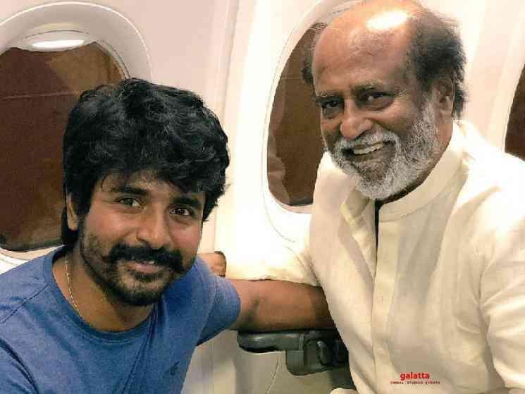 Darbar impresses Sivakarthikeyan who is all praise for Superstar - Tamil Movie Cinema News