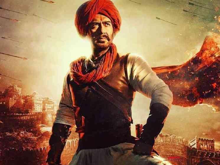 Ajay Devgn thanks UP CM Yogi Adityanath for Tanhaji tax exemption - Tamil Movie Cinema News