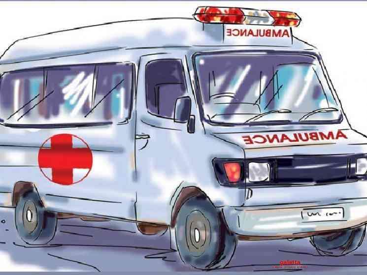 Keralite using ambulance to meet woman arrested - Tamil Movie Cinema News