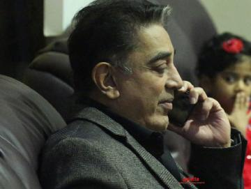 Kamal Haasan rocks the Galatta Nakshatra Awards 2019!