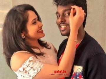 Atlee wishes wife Priya on wedding anniversary - Tamil Movie Cinema News