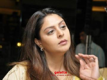 Nagma sends out strong message to Sourav Ganguly - Hindi Movie Cinema News