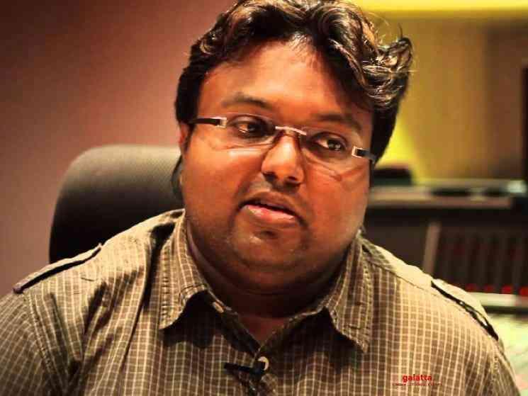 D Imman note for Viswasam Kannaana Kanney 100 million on Youtube - Telugu Movie Cinema News