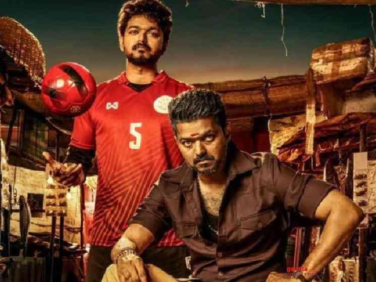 Bigil becomes top Tamil movie based on interest in 2019 - English Movie Cinema News