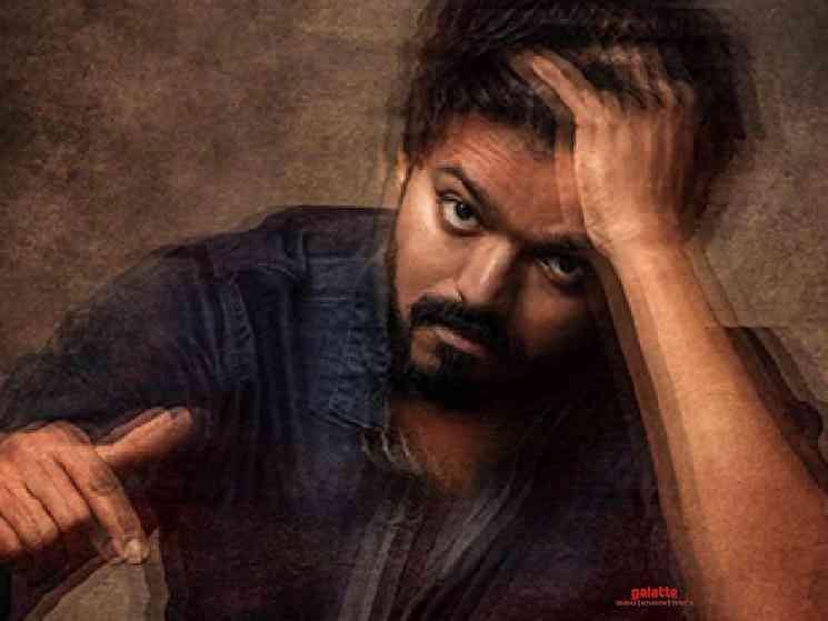 Thalapathy Vijay surprises sketch artist Sandhya Swaminathan - Tamil Movie Cinema News