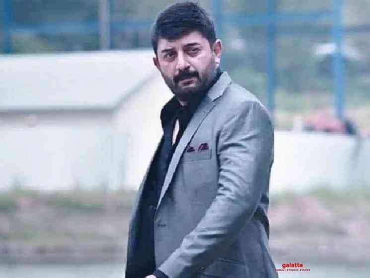 Arvind Swamy look as MGR from Thalaivi to be revealed tomorrow - Tamil Movie Cinema News