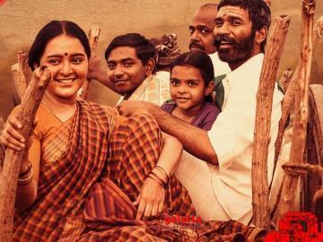 Asuran team of Dhanush, Manju Warrier and Ken Karunas reunite - Tamil Movie Cinema News