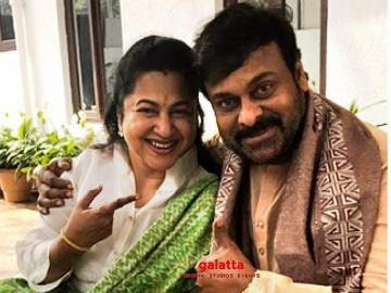 80s actor reunion to be hosted by Megastar Chiranjeevi - Tamil Movie Cinema News