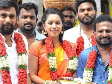 Sasikumar's MGR Magan title look and heavy competition for release! Check it out... - Tamil Cinema News