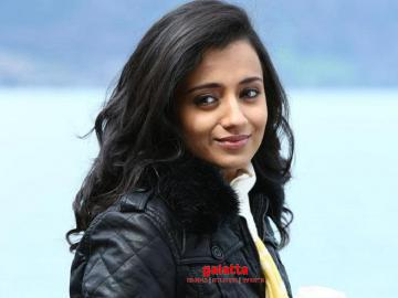 Trisha Raangi 5 days shoot pending post production begins - Tamil Movie Cinema News