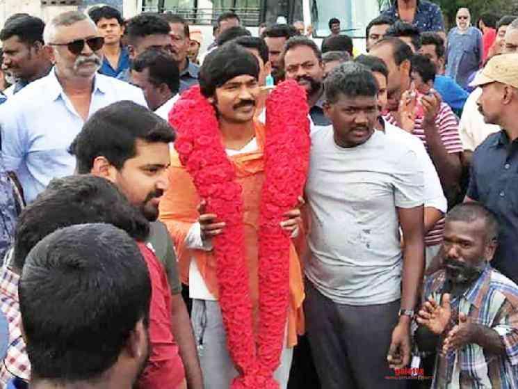 Dhanush D41 Mari Selvaraj movie officially titled Karnan - Tamil Movie Cinema News