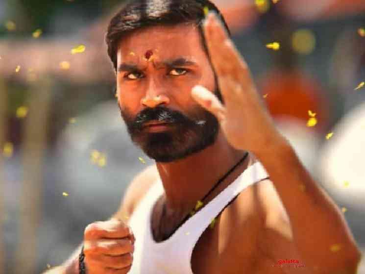 Dhanush Pattas digital rights acquired by Amazon Prime - Tamil Movie Cinema News