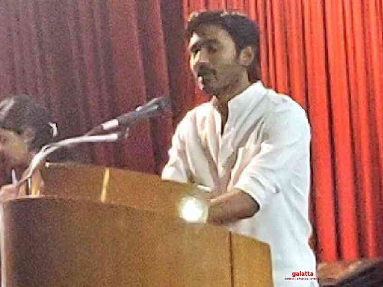 Dhanush happy for Kaithi success and says good content will win - Tamil Movie Cinema News