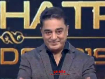 Kamal at Galatta Nakshatra Awards to air on Colors Tamil - Tamil Movie Cinema News