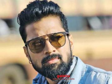 Chilling trailer of Pancharaaksharam Santhosh Prathap Madhu  - Tamil Movie Cinema News