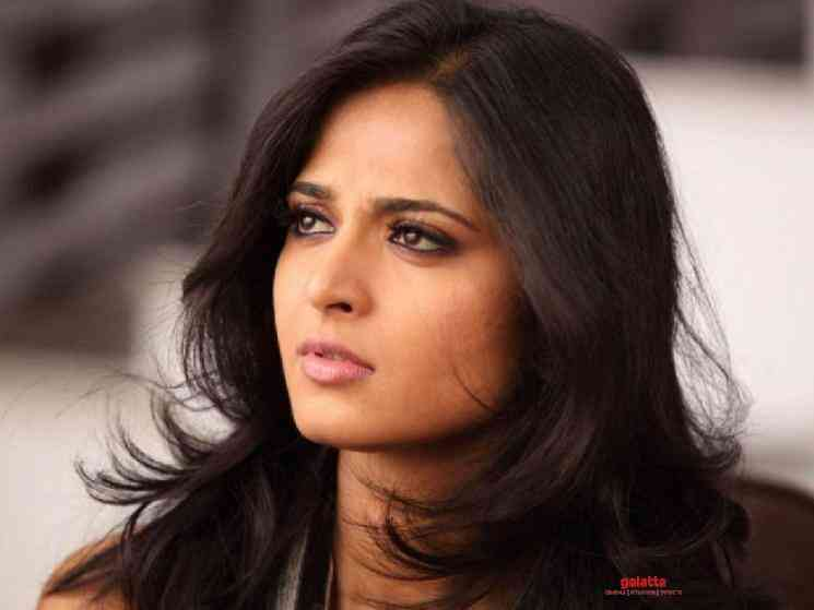 Anushka Shetty words for Keerthy Suresh National Award - Telugu Movie Cinema News